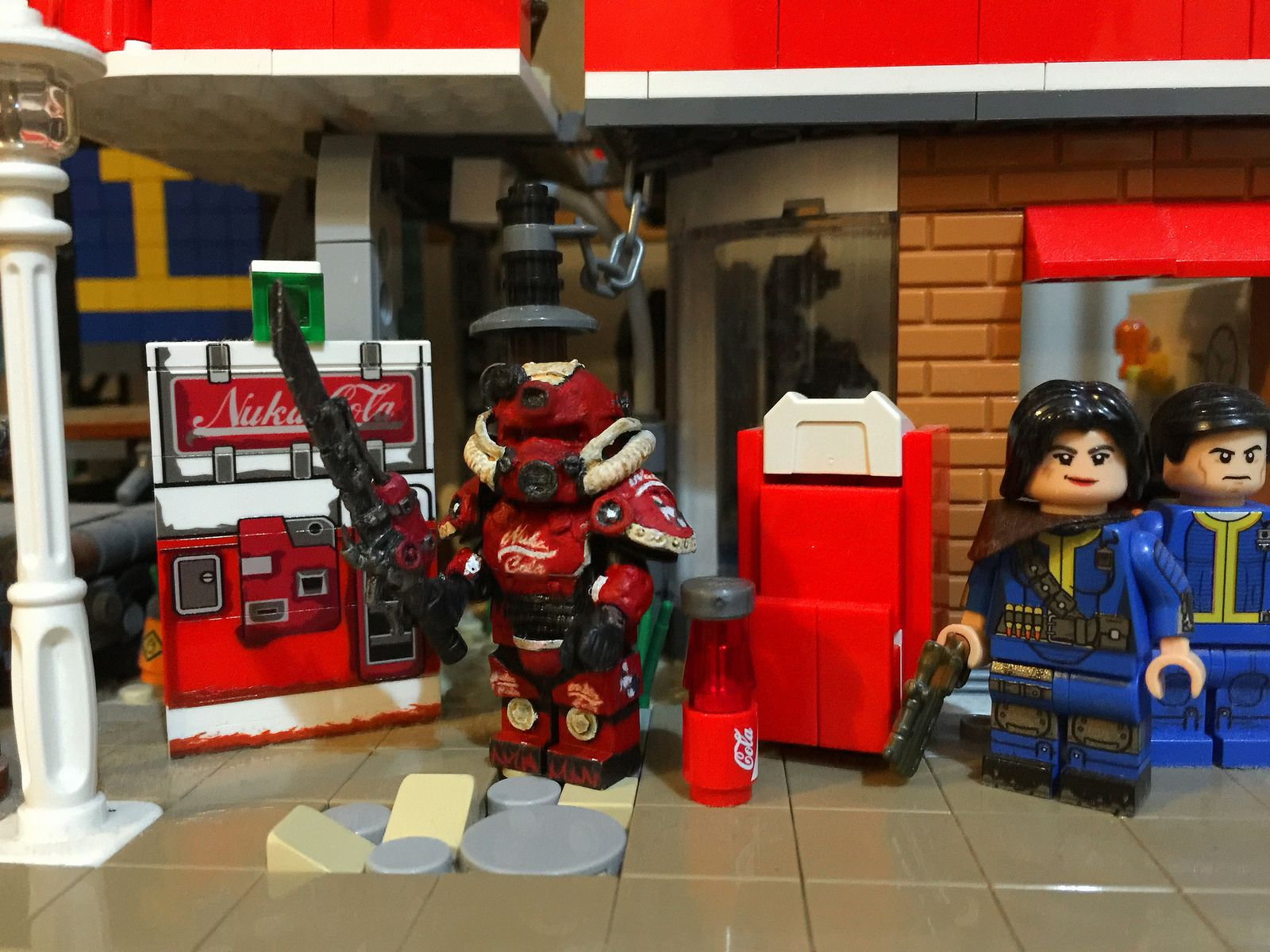 Enjoyable Lego Fallout 4 Nuka Power Armor Lego Lego Halo Cool Lego Caraccident5 Cool Chair Designs And Ideas Caraccident5Info