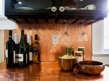 Pictures of Kitchen Backsplash Ideas From HGTV Kitchen Ideas