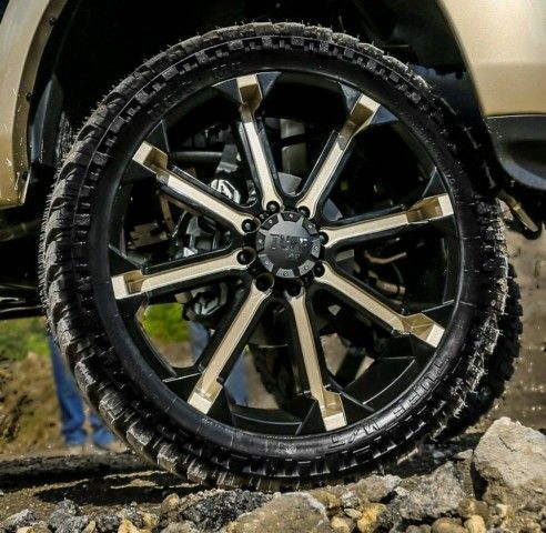 26 Inch All Terrain Wheels And Tires By Tuff A T Wheels And