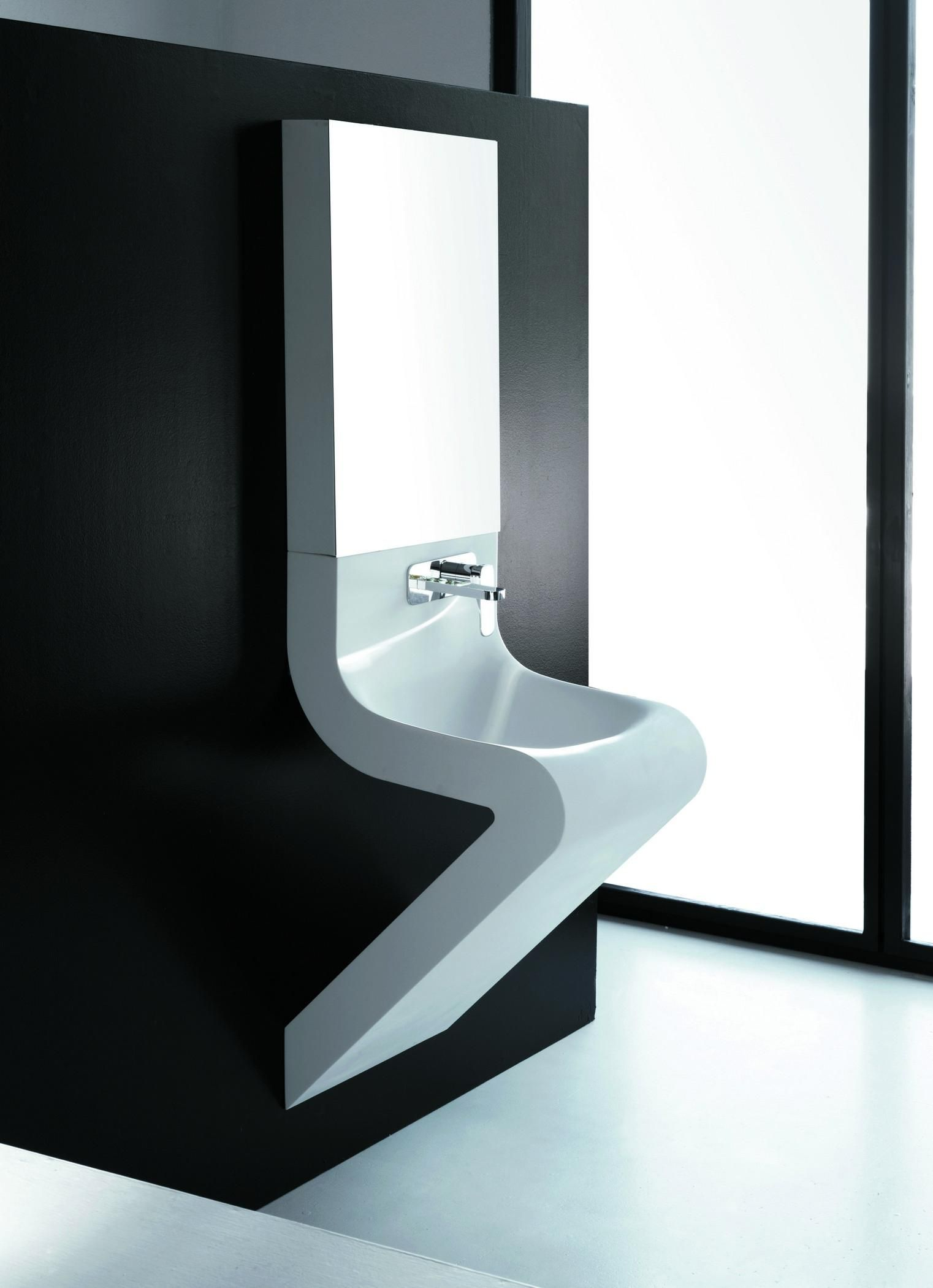 Art Ceram Wave By Bmf In 2020 Washbasin Design Bathroom Design
