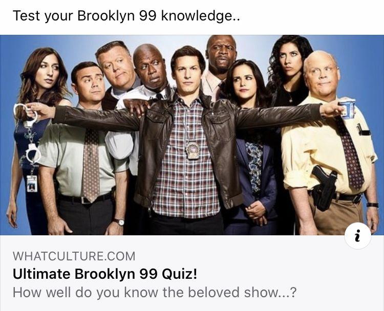 Brooklyn 99 #series #quiz #funny #netflixandchill #netflixseries #series #brooklynninenine #nbc #tvshows #comedy #quizme