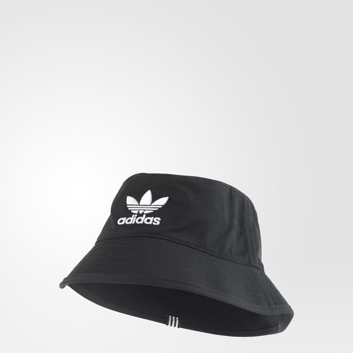 Adicolor Bucket Hat in 2019 | Outfits with hats, Adidas hat