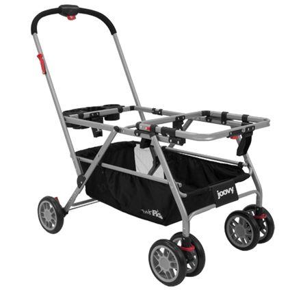 Joovy Twin Roo Infant Car Seat Stroller Frame