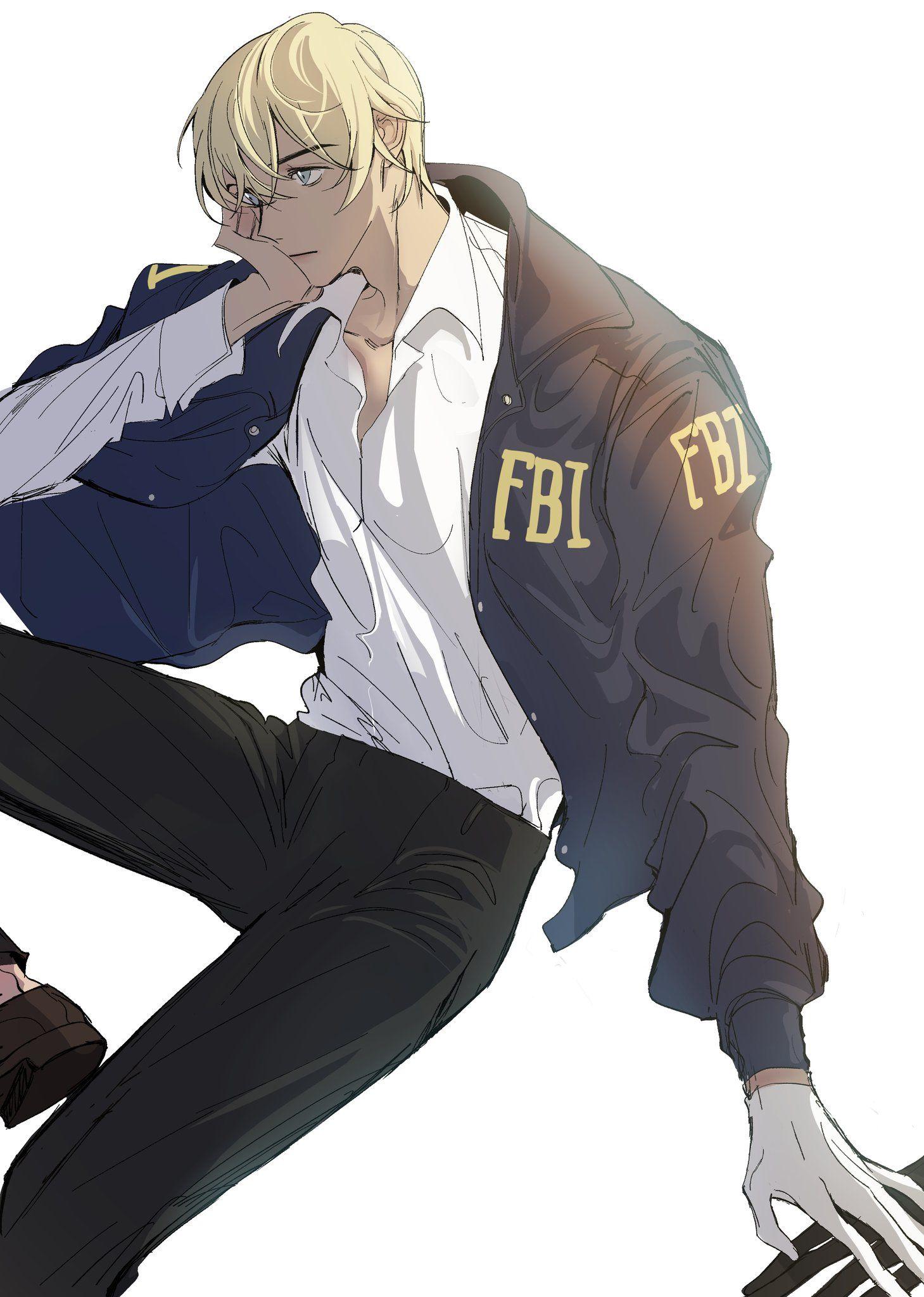 Pin by LovelySakura777 on Detective Conan Anime guys