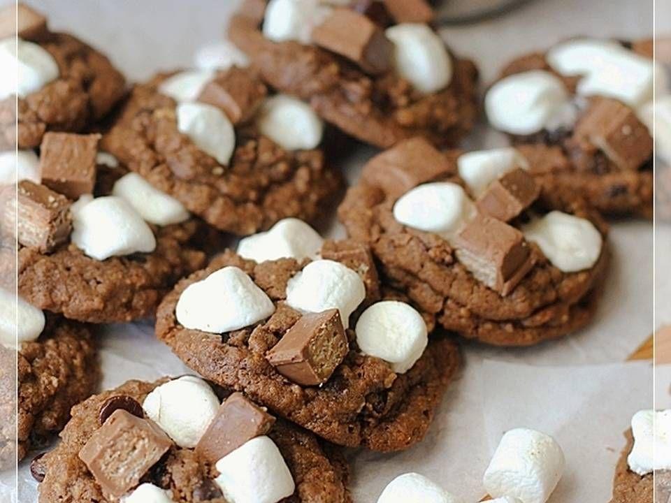Resep S More Pudding Cookies Cookies Chewy Empukkk Pake Nutrijell Oleh Tintin Rayner Resep Hidangan Penutup Puding Resep