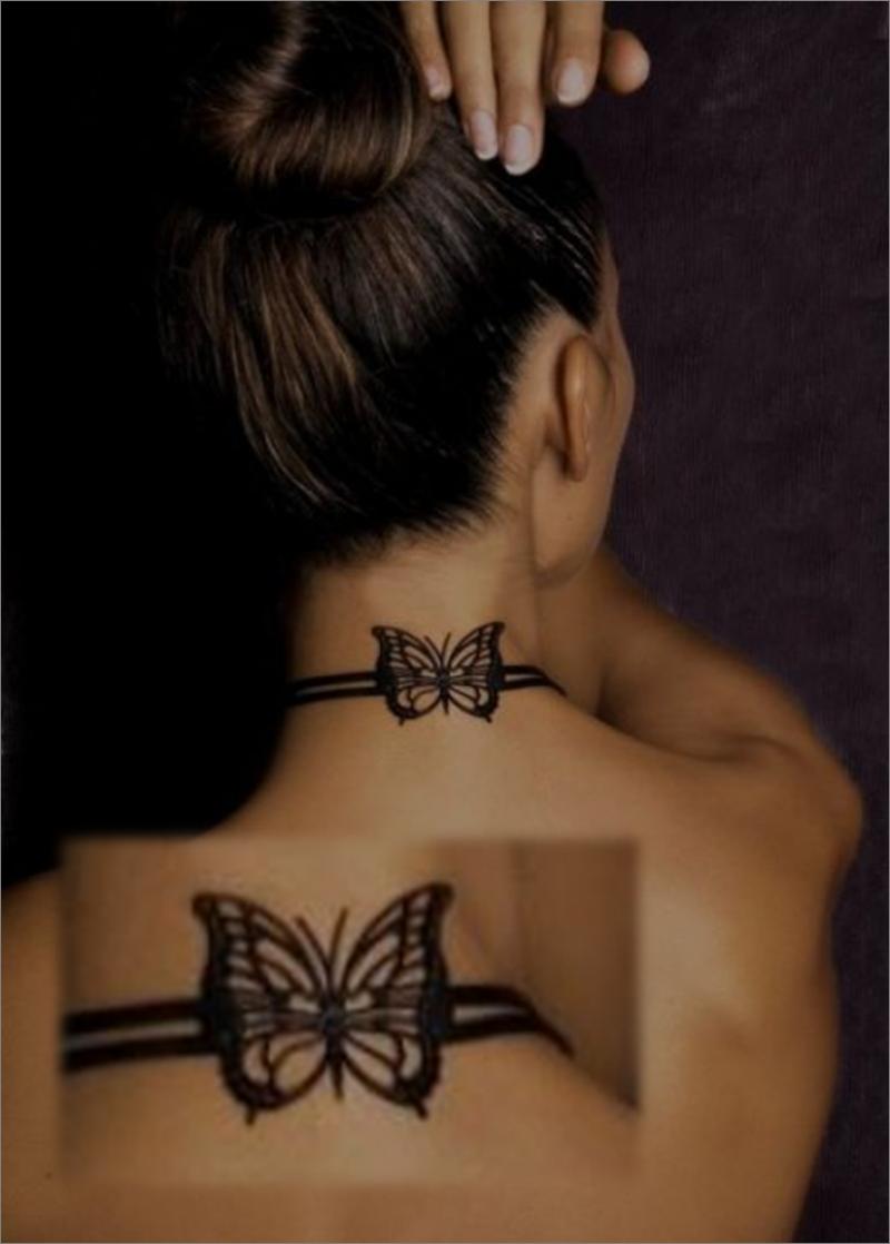 29 schmetterling tattoos die abosluter hammer sind schwarzerschmetterling tattooideen schmetterlingefrauen