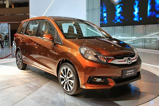 Honda Mobilio MPV to Go On Sale in 2014 Upcoming cars in ...