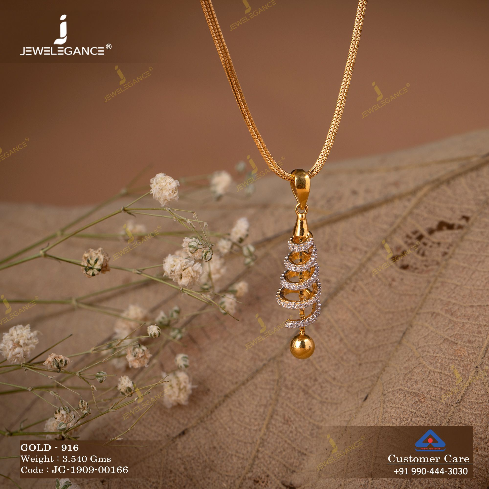 Wir präsentieren Ihnen alle neuen Goldschmuckkollektionen ...