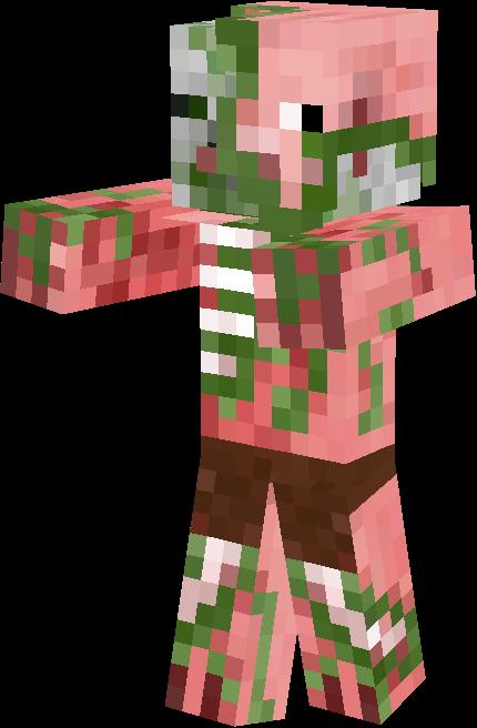 Minecraft Pigman Skin