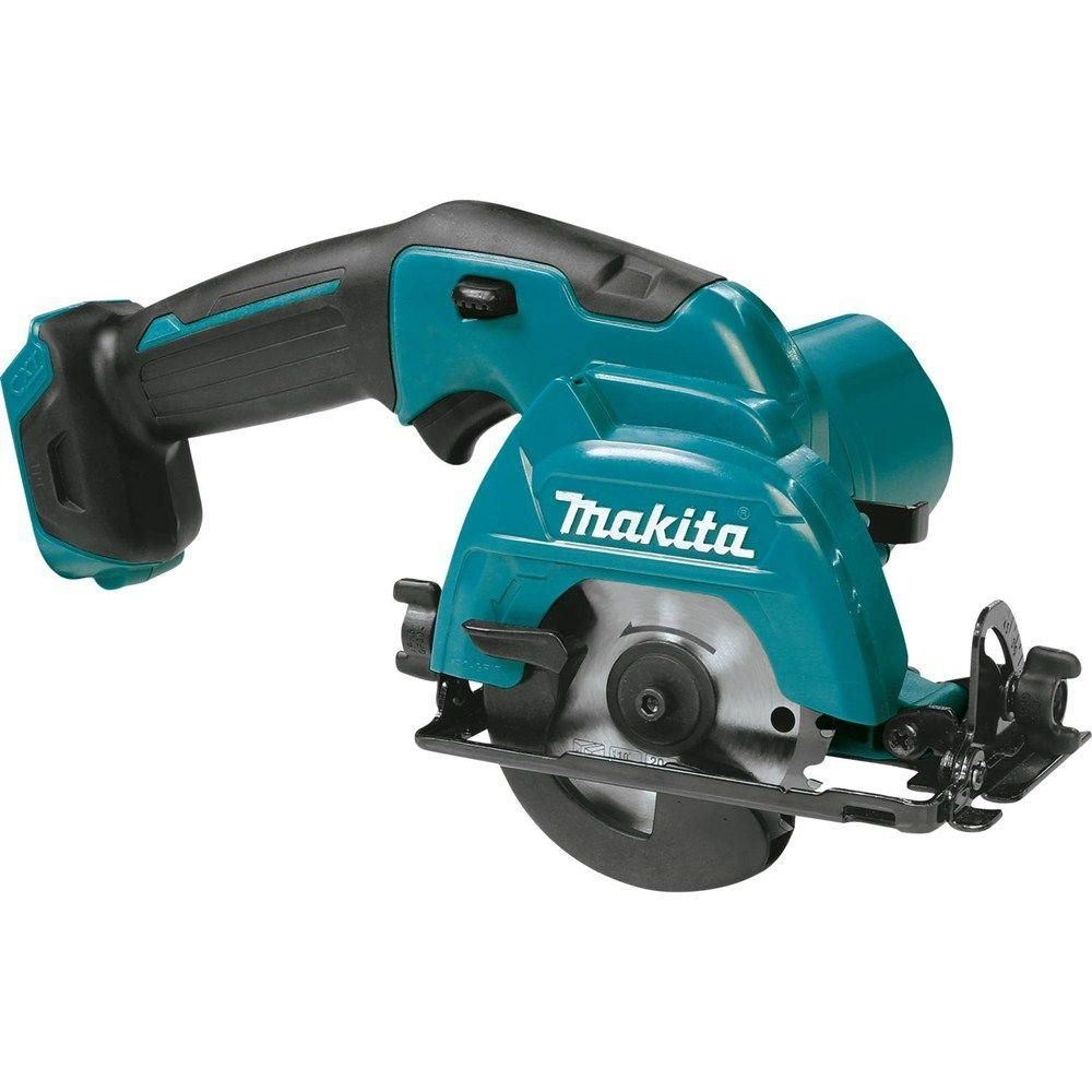 Makita 12 Volt Max Cxt Lithium Ion 3 3 8 In Cordless Circular Saw Tool Only Sh02z Cordless Circular Saw Best Cordless Circular Saw Best Circular Saw