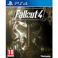 Fallout 4 on selviytymistaistelu avoimessa ydinsodan runtelemassa maailmassa.
