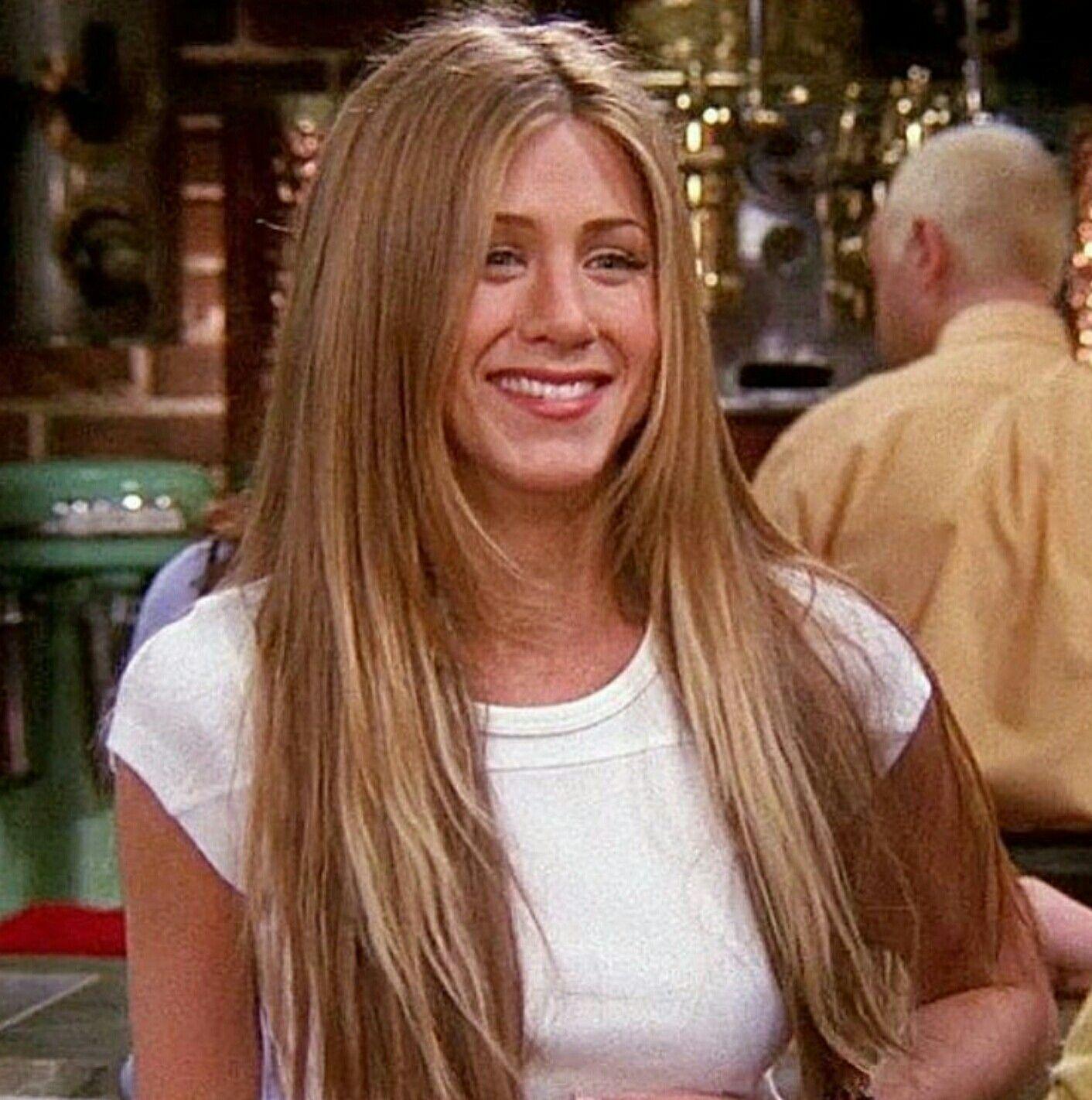 Long Hair Rachel Green Hair Jennifer Aniston Long Hair Long Hair Styles