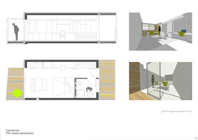 Student hostel in Paris by OFIS Architects DZine Trip