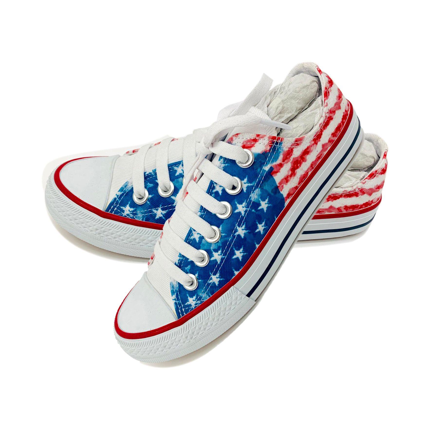 Women Tennis Usa Stars Stripes Flag Patriotic Tennis Shoes Etsy In 2020 Patriotic Sneakers Womens Sneakers Tennis Shoes