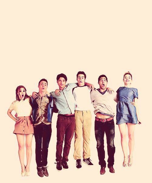 This entire cast is flawless.. FLAWLESS #teenwolf