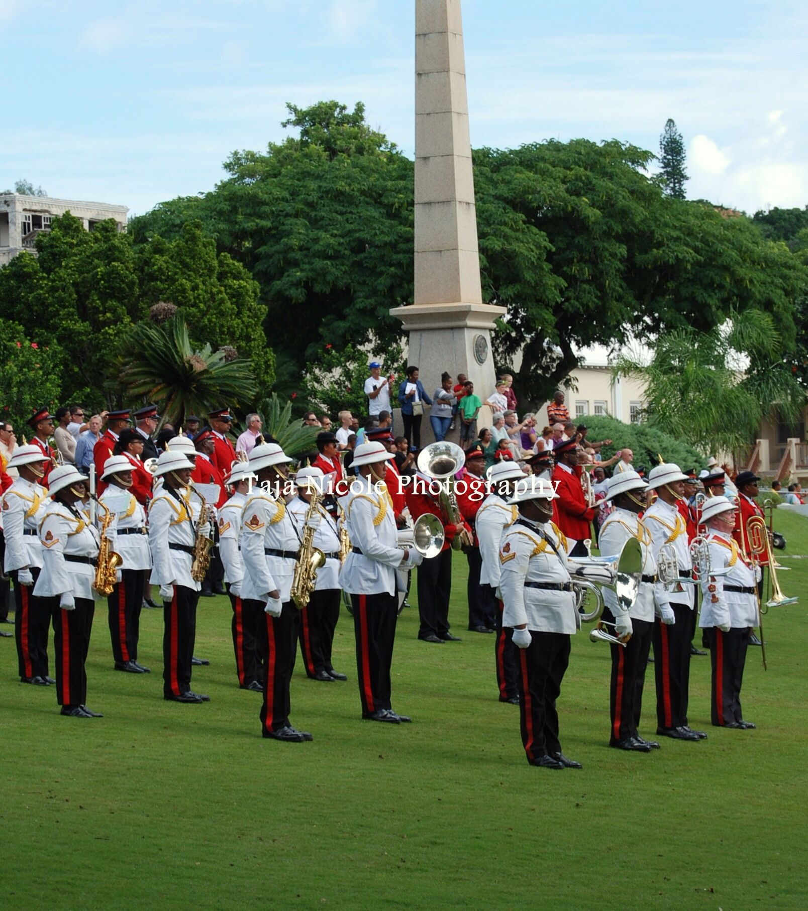 Remembrance Day Parade #Bermuda #photography Photo credit: Taja Nicole Photography