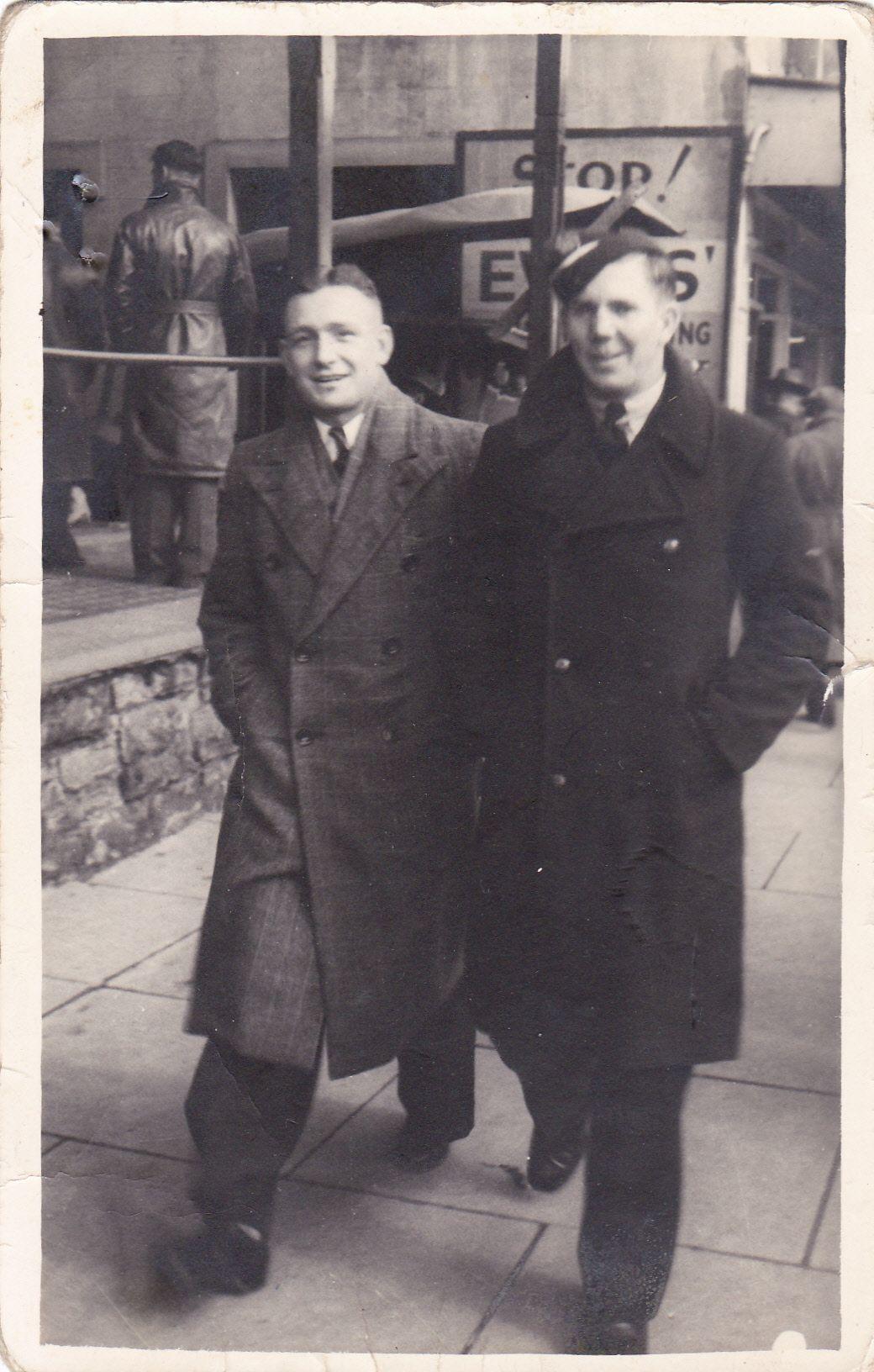 David Livingstone, ( RAAF) 57 Sqdn RAF, , East Kirkby