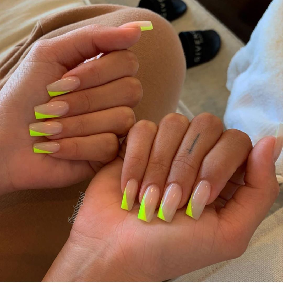 40 Latest French Nail Art Designs Ideas 2019 In 2020 Paznokcie