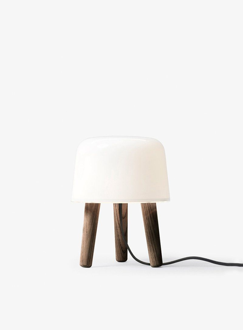 Tradition Milk Table Lamp Table Lamp