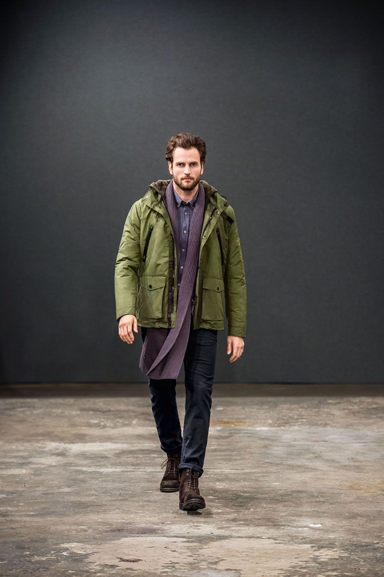 Marc O'Polo Fall / Winter 2015 Collection Preview