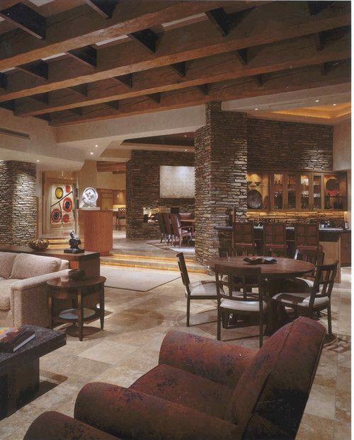 Desert Mountain Warm Contemporary | Susan Hersker, ASID - Interior Designer  of Arizona #interiordesign