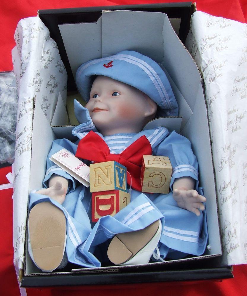 Vintage Doll Amanda By Yolanda Bello Picture Perfect Babies