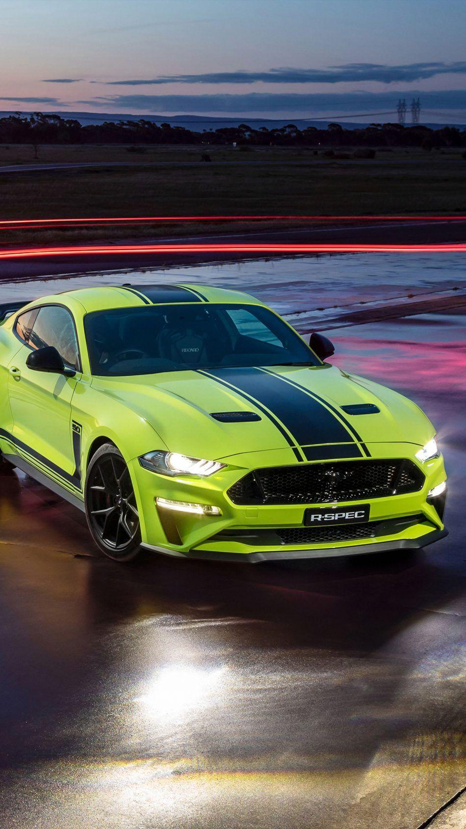 Ford Mustang Gt Fastback R Spec 2019 4k Ultra Hd Mobile Wallpaper Ford Mustang Gt Ford Mustang Mustang Gt