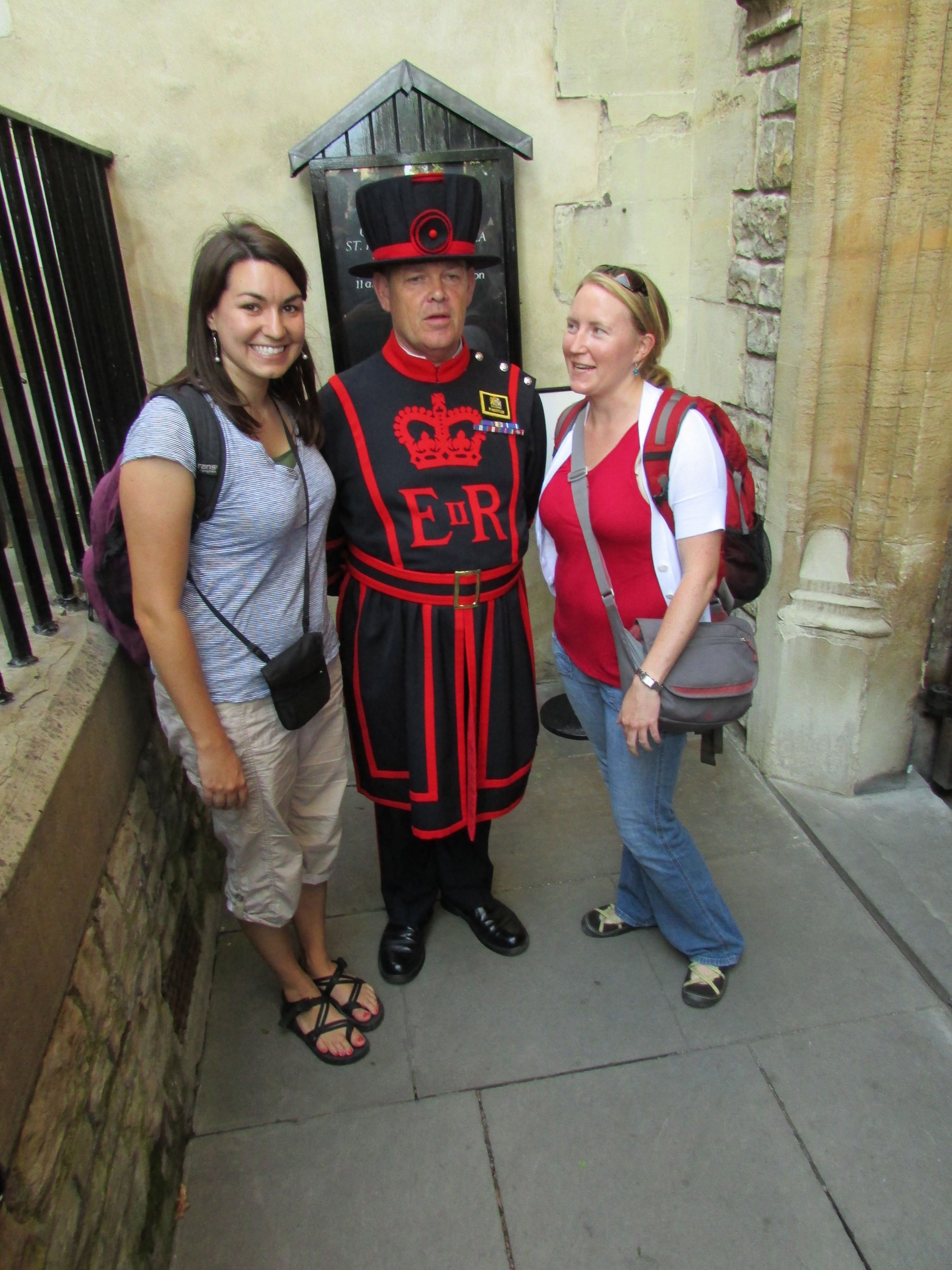 Lauren Jill And One Heck Of A Yeoman Warder Yeoman Warder Shutterfly Books Fashion
