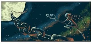 Image result for rise of the guardians moon