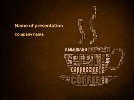 Photo of Coffee Break With Various Coffee PowerPoint Template