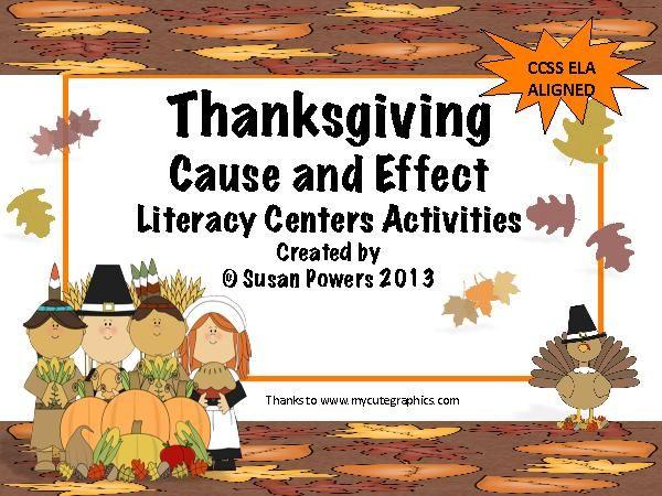Number Names Worksheets » Free Thanksgiving Reading Comprehension ...
