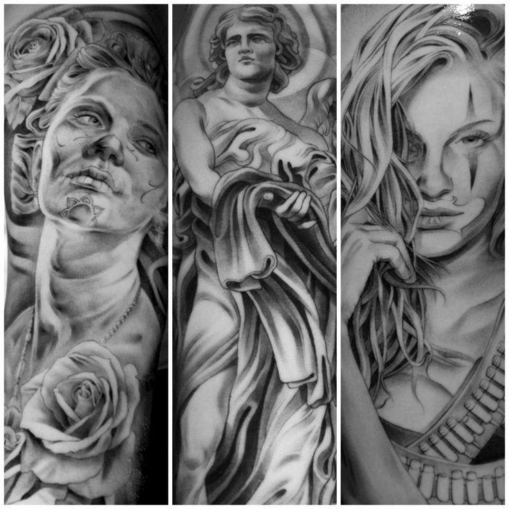 jose lopez tattoo flash | Pin Jose Lopez Tattoos Â« Lowrider Tattoo ...