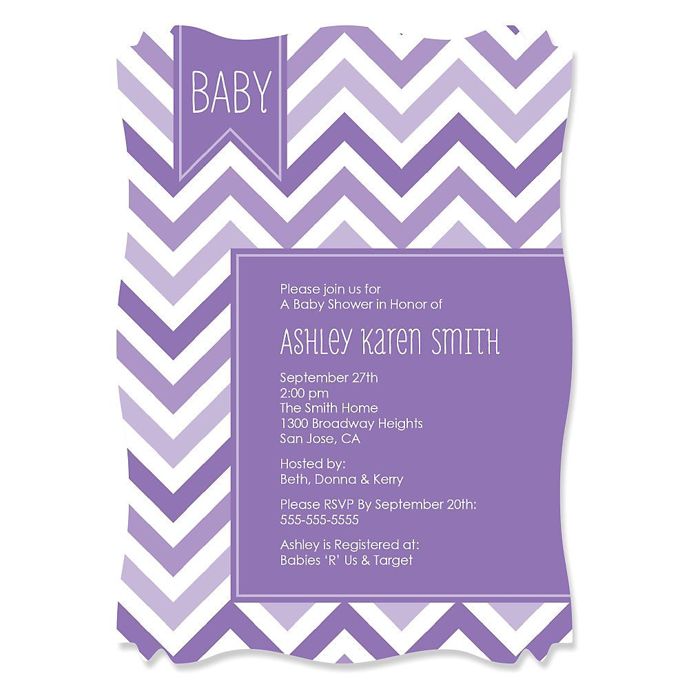 purple baby shower themes - Google Search
