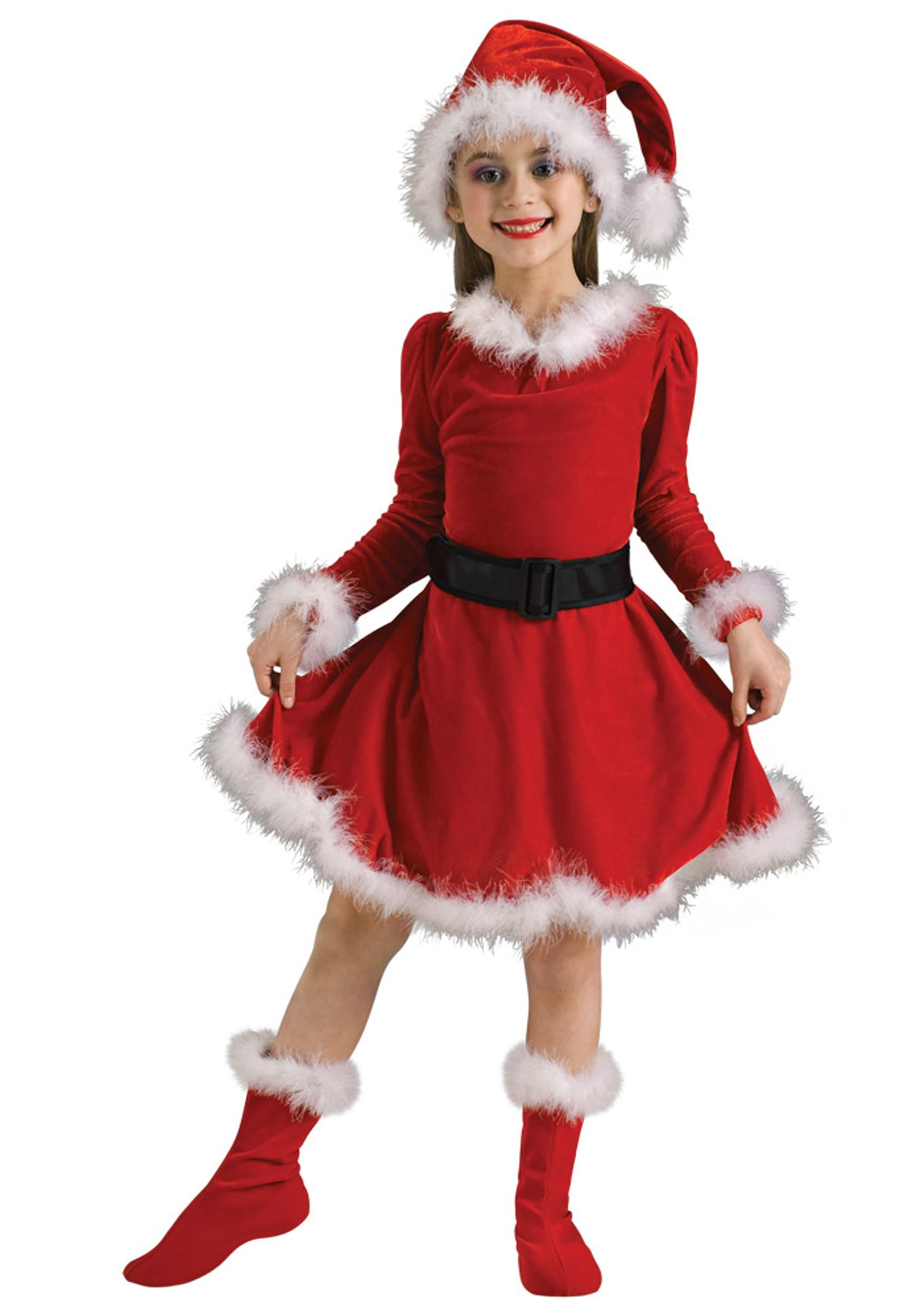 bd8202605cc Child Mrs. Claus Costume | Snowman Costumes | Little girl costumes ...
