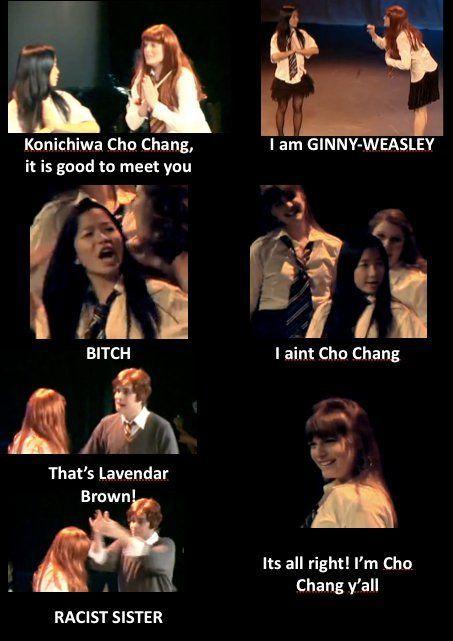 Version Hermione snape spank lap thanks