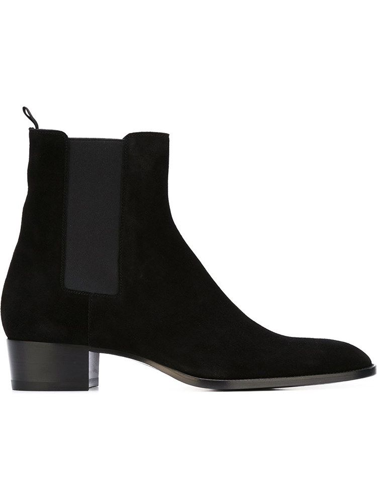 The Boots That Will Make You Look Like A Proper Rock Star This Fall