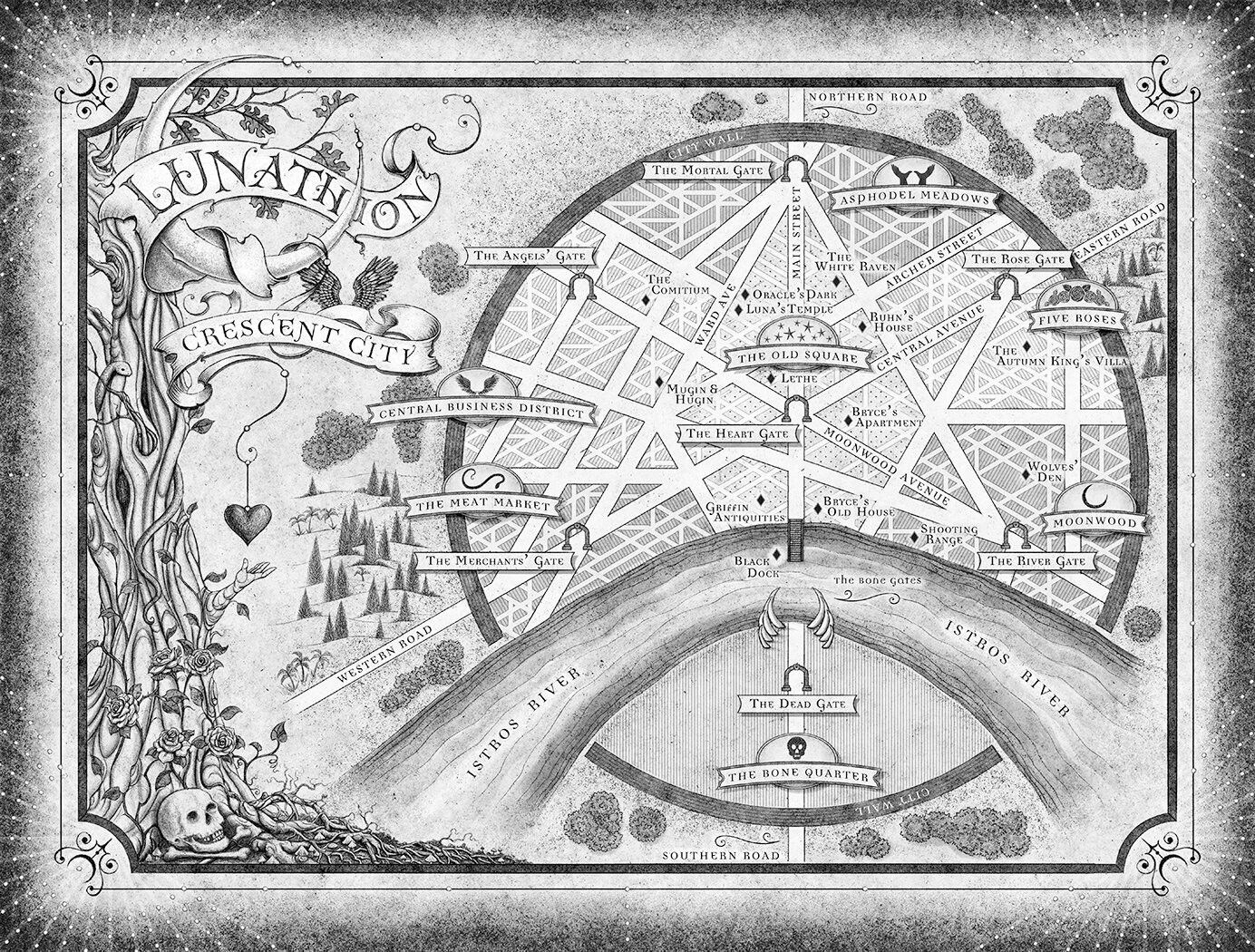 Lunathion crescent city in 2020 crescent city