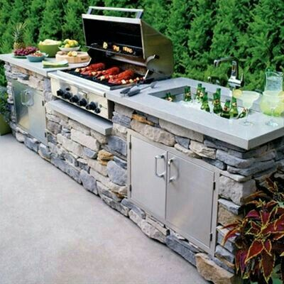 Outdoor Kitchen❤