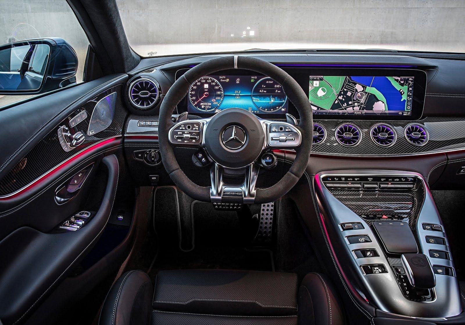 Amg Gt63 S 2019 Interior Mercedes Amg Mercedes Amg