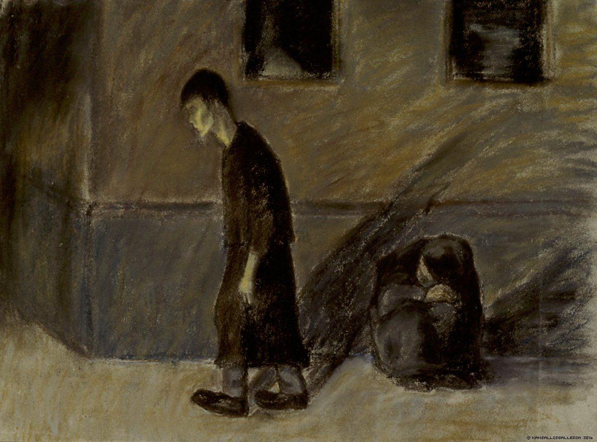 Kansallisgalleria - Taidekokoelmat - Katu