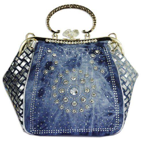Kaxidy Womens Girls Ladies Shoulder Bag Denim Canvas Cross-body Bag Handbags 5e5b44da1
