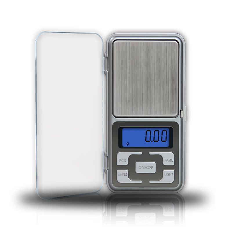 097fe9203032 Electronic LCD Display scale Mini Pocket Digital Scale 200g*0.01g ...