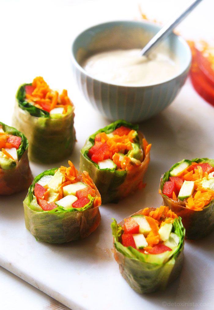 If youve ever tried the garden vegetable salad rolls from the if youve ever tried the garden vegetable salad rolls from the prepared section at forumfinder Images