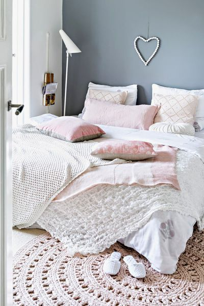 Inspiration Ma Chambre A L Heure Du Cocooning Chambre Adultes