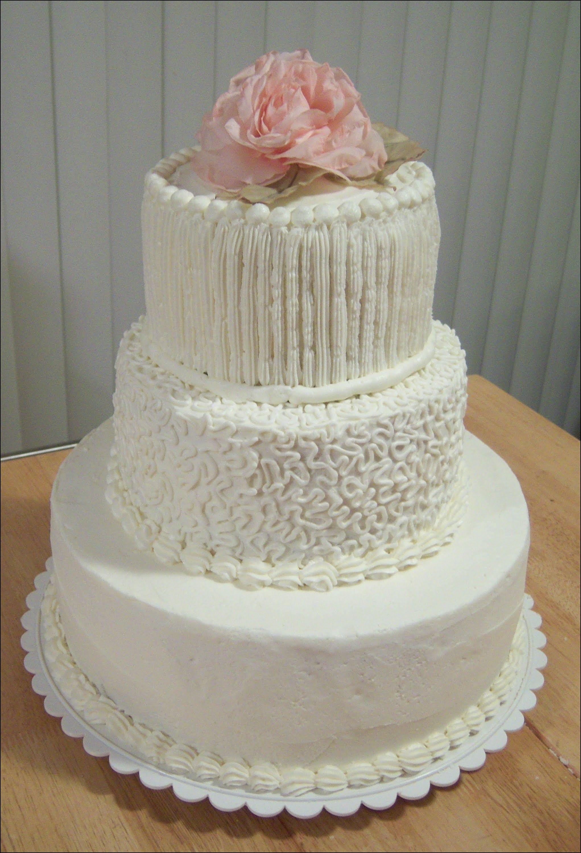Easy Homemade Wedding Cakes Homemade Wedding Cake Wedding Cake