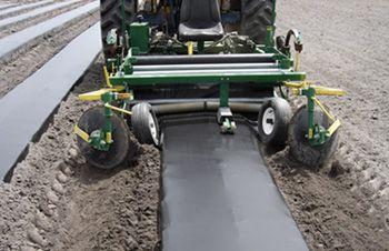 Plastic Mulch Layers Mulch Tractor Attachments Hitch Attachments