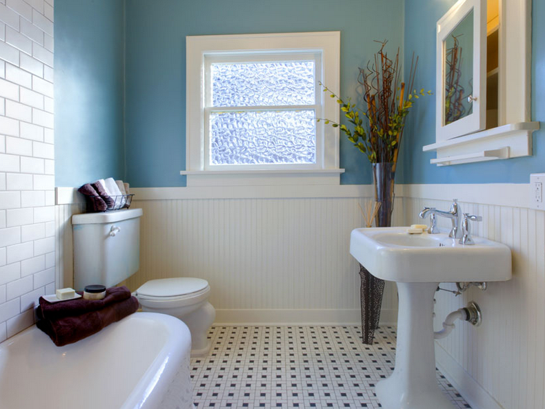 Feng Shui Tips For A Better Bathroomwatch The 'before' And New Feng Shui Small Bathroom Design Inspiration