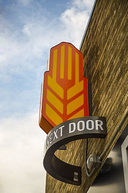Next Door Brewing Co Madison Wisconsin Completed 6 20 14