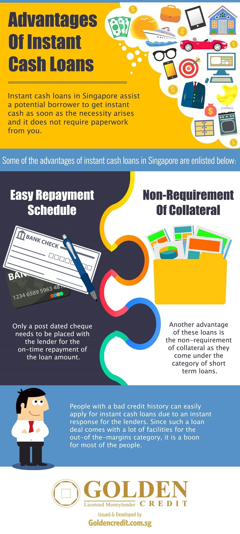 Advantages Of Instant Cash Loans In 2020 Cash Loans Instant Cash Loans Instant Cash