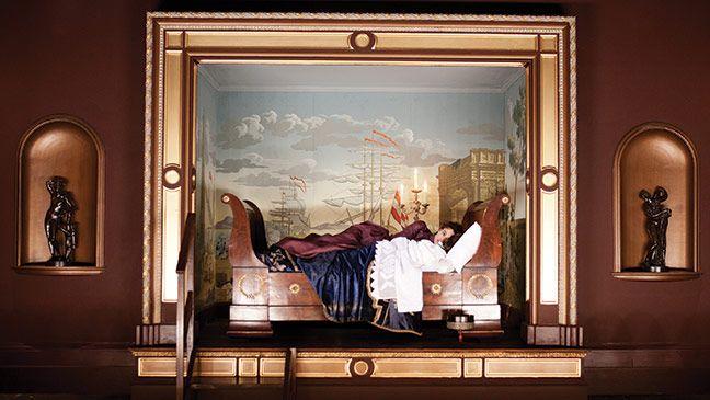 Anna Karenina Mirror Mirror Top Costume Designers Guild Awards Anna Karenina Set Design Theatre Scenic Design